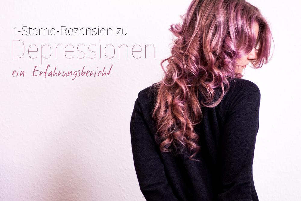 1-Sterne-Rezension Depressionen