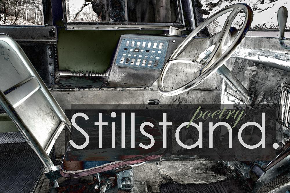Stillstand.